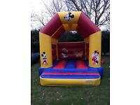Bouncy Castle Mickey Mouse