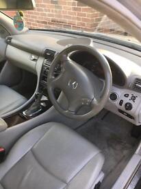 Mercedes C200 kompressor Elegance SE