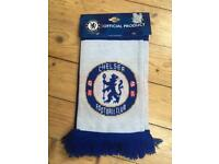 Official Chelsea FC Scarf - New with tags