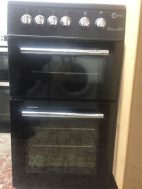 Flavel Electric Cooker, 50cm, Double Oven, 6 months warranty