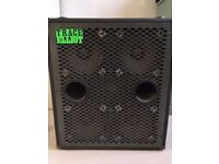 Trace Elliot 1048 4 x 10″ 300W bass cab cabinet with frequency+ attenuator Knob