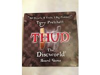 Thud board game (Terry Pratchett) - Complete and in excellent condition