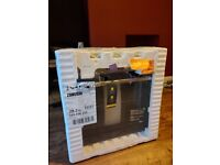 Zanussi ZOHNX3X1 Built In Electric Single Oven - Stainless Steel