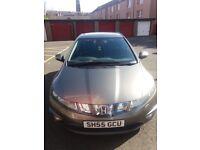 Honda civic 1.8 petrol, 2006