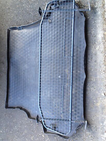 Subaru forester boot liner, front tyres and dog car guard