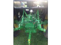 John Deere 1550 Tractor