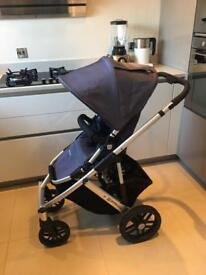 Uppababy Vista Pushchair Stroller From John Lewis RRP £749.00