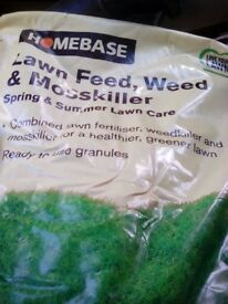 Garden Lawn Feed & Weed