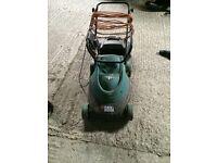 Lawn Mower - Black and Decker