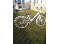 """Girls bike 14"""" frame 24"""" wheels"""