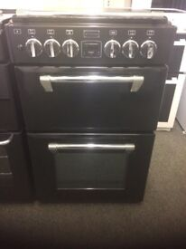 Graded 55cm stoves dual fuel cooker