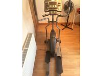 Horizon Andees 200 elliptical trainer