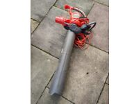 Flymo PowerVac 3000 - leaf blower & vacuum - excellent condition