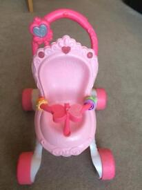 Fisher Price Princess Musical Walker