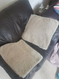 Next cushion covers x 2.