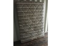 King Size Mattress, Clean Condition, Free Delivery In Norwich,
