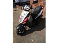 Kymco Agility 125 2012 £1000