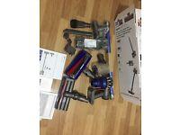 Dyson V6 Fluffy + (Plus) Cordless Vacuum Cleaner