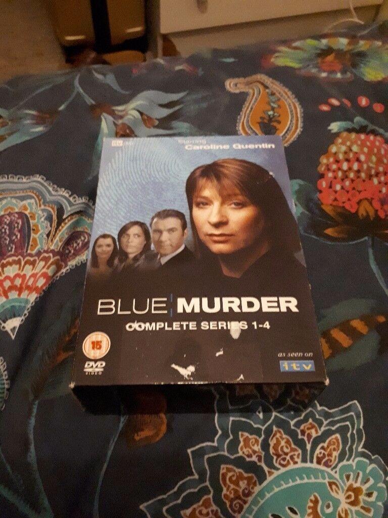 blue murder dvd serie