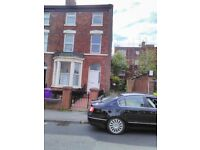 Nice furnished One bed garden flat with secure off road Parking Anfield