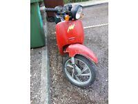 Honda Sgx50 Sky 12 months MOT