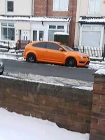 Ford Focus ST3 modified