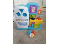 Little tikes discover sounds,sort shapes interactive kitchen