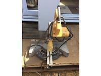 Dewalt 110v saw for parts