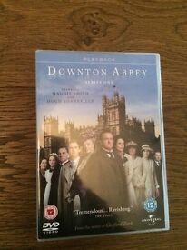 Downton Abbey Series 1 DVD
