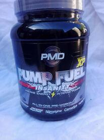 Pump Fuel® Insanity!!! Original From USA!!!