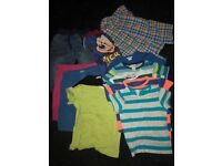 Boys clothes bundle age 5 to 6 years