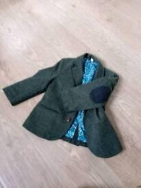 Boys smart jacket 1-2 year old