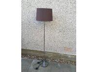 Free standing floor lamp