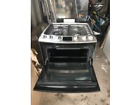 Aeg free standing gas cooker