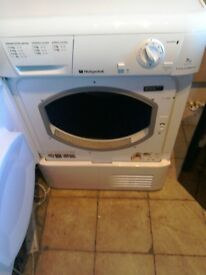 hotpoint first edition fetc70 7kg condenser dryer free local delivery allelectricals