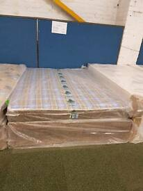 Chester standard double divan bed (brand new)