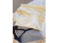 2 ladies T shirt size 14/medium. Clean condition.