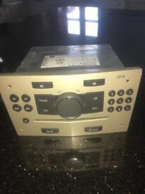 Vauxhall Astra Radio