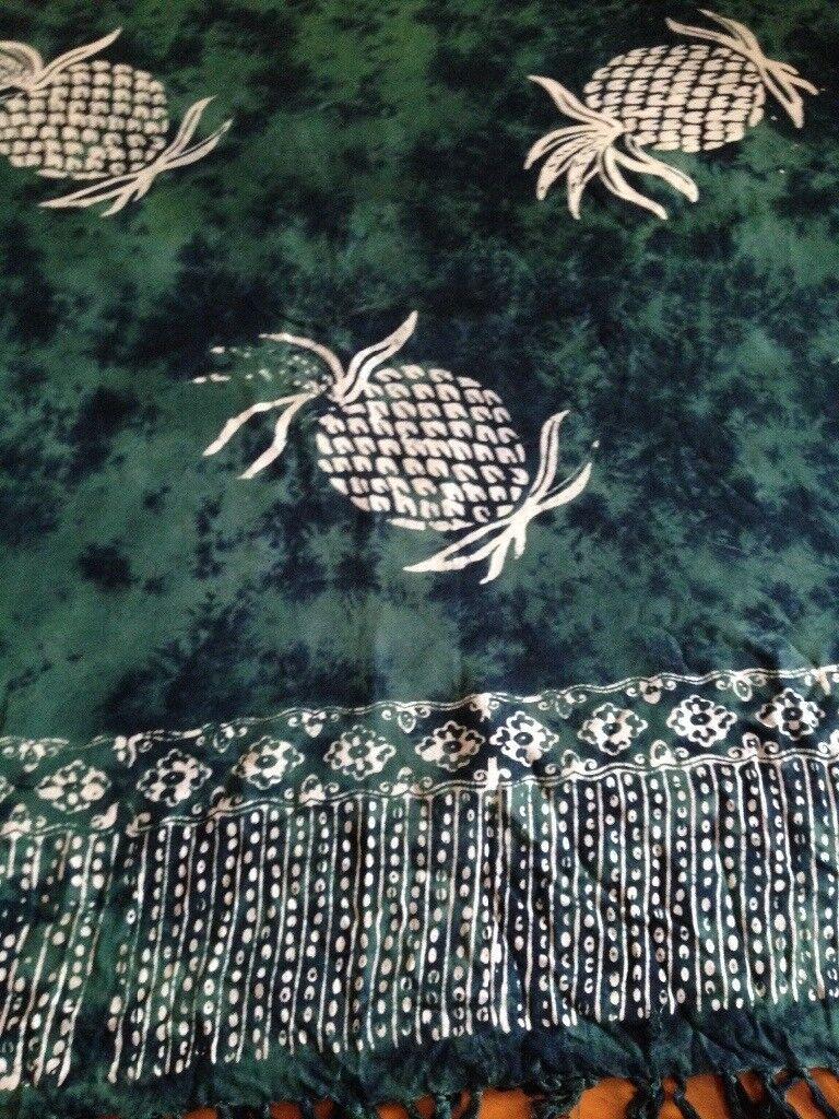 Pineapple sarong