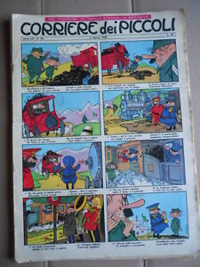 Corriere dei Piccoli n°10 1960 [G750] CON TAVOLA - Italia - L'oggetto può essere restituito - Italia