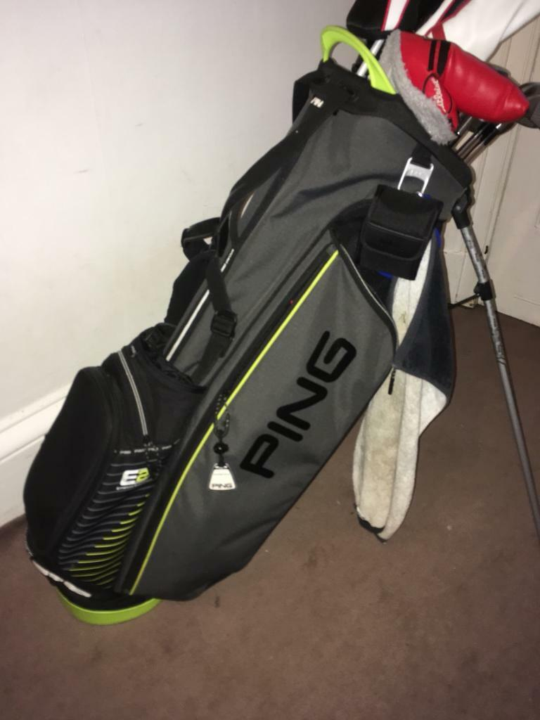 Ping 4 Series Carry Bag Sold Pending Collection