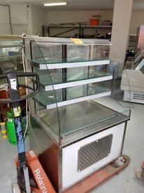 90CM Open Patisserie Display Fridge AST150