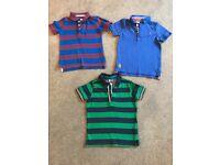 Bundle of summer age 2-3 boys' clothes including Boden, Jojo Maman Bebe, Next