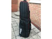 Titleist essentials collection wheeled golf travel cover