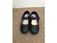 Princess belle school shoes very good condition size 10