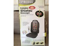 HOMEDICS FOLDABLE SHIATUS MASSAGER