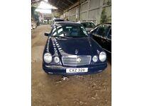 Mercedes E300 Classic TD Auto - 6 Door Limousine