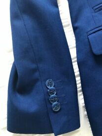 Marylebone London Blue Suit