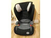 Britax Kidfix Romer High Back Booster Seat with Isofix. 15-36kgs