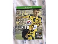 FIFA 17 download code (Full game) - Xbox One
